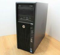 HP Z420 Workstation Windows 10 Tower PC Intel Xeon E5 1620 3.6GHz 20GB 1TB HDD