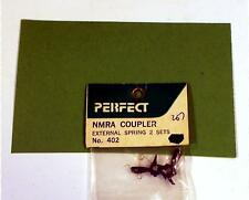 Perfect HO Parts: NMRA Couplers With External Springs 402