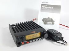 Yaesu FT-2980R Ham Radio 2-Meter FM Transceiver w/ Mic + Manual (works great)