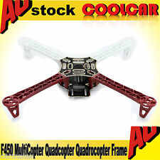 F450 MultiCopter Quadcopter Quadrocopter Frame 450F MULTI-ROTOR Airframe Kit OZ