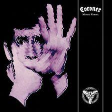 Coroner - Mental Vortex [New CD]