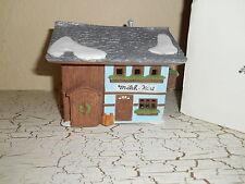 Dept 56 Alpine Village Milch-Kase 65404 Christmas Lighted Building