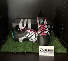 Adidas X15.1 FG/AG - Core Black/Shock Mint/White UK 10, US 10.5, EU 44 (2/3)