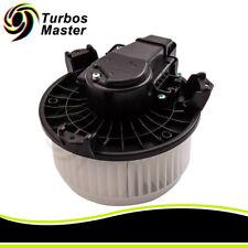 Heater A/C Blower Motor w/ Fan Cage for Lexus ES350 2015-2007 700215 87103-0E040