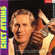 CHET ATKINS - The Collection (18 Original Tracks RCA) 1993 CD RARO IMPORT