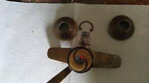 GROHE Brausearmatur Duscharmatur Mischbatterie Einhandmischer Bronze massiv