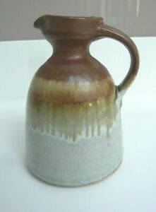 Chris Aston Studio Stoneware Oil / Vinegar Jug