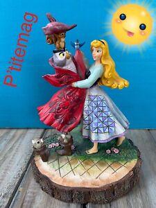 Figurine resine Showcase Disney La belle au bois dormant