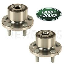 For Land Rover LR2 08-15 Front Left & Right Wheel Hub w/ Bearings GENUINE