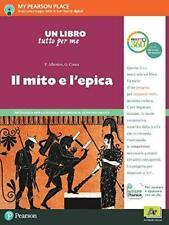 9788879527613 Un libro tutto per me. Mito e epica. Ediz. light. ...nsione online