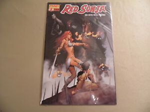 Red Sonja #5 (Dynamite 2005) Free Domestic Shipping