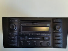 Audi Symphony Autoradio Radio CD Player MP3 DVD Tape Casette # 8D0035195