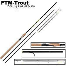 FTM Steel Trout 2 3,60m 6-25g - Forellenrute, Sbirolinorute, Forellenangel