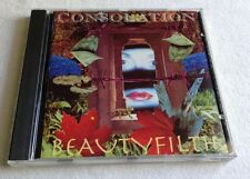 CONSOLATION beauty filth/ NEMBRYONIC HAMMERDEATH tempter CD1993 ORG DISPLEASED