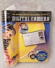NEW AND SEALED VuPoint Digital Camera KooCam DC M30BTM VP