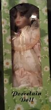 Porcelain Doll --ELLIE Genuine Hand Painted Adult Collectors
