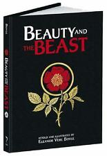 BEAUTY AND THE BEAST ~ RETOLD & ILLUS ELEANOR VERE BOYLE ~ GIFT EDITION ~ NEW HC