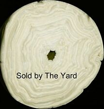 """Hobbs Heirloom 80/20 Unbleached Cotton Blend Batting 120"""" By The Yard"""