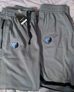 Nike NBA Memphis Grizzlies Player Issue Practice Shorts and Pants Set L RARE NWT