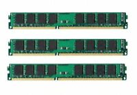 6GB 3x2GB Memory PC3-12800 1600MHZ DDR3 for Desktop Computers