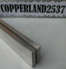 "1//4/"" X 4/"" Aluminum Plate 20/"" Length Polished Mill Bar Stock .25/"" .250/"""
