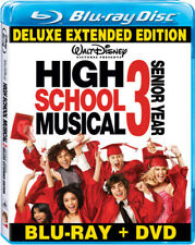 High School Musical 3: Senior Year [New Blu-ray] With DVD, Widescreen