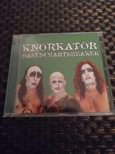 KNORKATOR - HASENCHARTBREAKER / CD