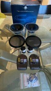 "JL Audio C5-650 - 6.5"" 2 Way Component Speaker System 225W RMS Power"