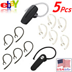 5x Universal Ear Hook Loop Clip Clamp Replacement for Handfree Bluetooth Headset