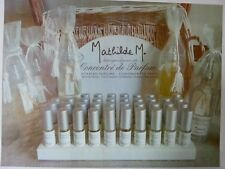 Concentrés de parfum Mathilde M