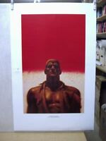 James Bama: Doc Savage - Red Snow (limited / numbered) (USA)
