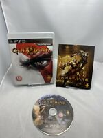 God Of War III Playstation 3 Game Complete With Manual Free P&p Great Ps3  Game