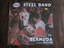 """ESSO STEEL BAND """"In Bermuda"""" LP 1967  Edmar ELPS - 1104"""