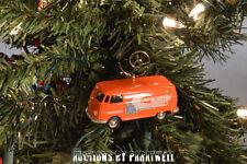 Custom Volkswagen Panel Van T1 T2 Bus Christmas Ornament VW 1/64th Kombi Vanagon