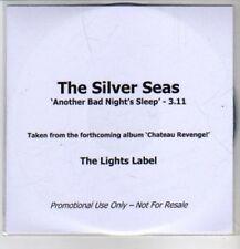 (CQ104) The Silver Seas, Another Bad Night's Sleep - 2011 DJ CD
