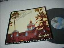 "a941981 Eagles Glenn Frey UK 12"" Single Hotel California"