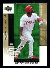 2007 Upper Deck Ryan Howard #71 Baseball Card