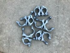 "20 Forged Galvanized 2"" Scaffolding Swivel Clamps"