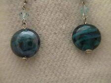 Murano glass fashion earrings for sale ebay - Safari murano jewelry ...