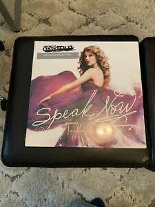 Taylor Swift – Speak Now Clear Smoke Vinyl Record Store Day RSD