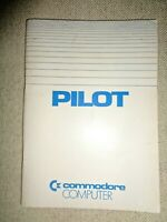 PILOT vintage micro Commodore 64 computer software User's Guide 1983 Manual Load