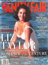 ELIZABETH TAYLOR July 2010 VANITY FAIR Magazine MICHAEL JACKSON   TWILIGHT SAGA