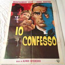 MANIFESTO 2F IO CONFESSO ALFRED HITCHCOCK