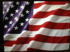 New U.S.A. Independence American Flag 3 ft x 5 ft Poly/Nylon Flag Indoor/Outdoor