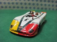 "PORSCHE 908/2 Flunder 3000cc. Spyder "" SPA 1970 "" - 1/43 Best 9453 LE"