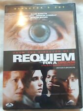Requiem for a Dream (DVD, 2001, RARE Canadian Director's Cut version WITH FRENCH