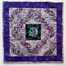 Handmade Quilt Wall Hanging Handmade Signed Dated Wanda E Tamasy Art #272