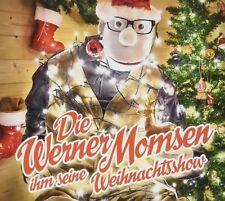 WERNER MOMSEN - DIE WERNER MOMSEN IHM SEINE WEIHNACHTSSHOW  CD NEU