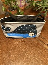 New 3 Sprouts Baby Stroller Organizer Whale Retails $30
