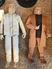 Sideshow Planet Of The Apes Dr Zaius And Mutant Leader Figures